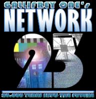 Gallifrey One: Network 23 Logo