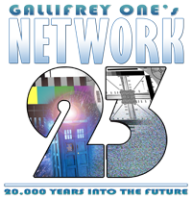 Gallifrey One: Network 23 Logo
